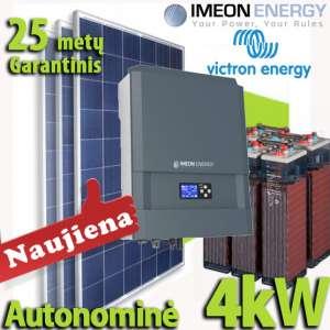 autonominė saulės elektrinė