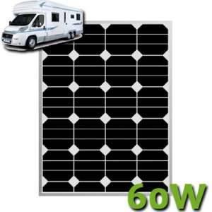 saulės modulis kemperiams