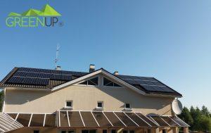 Greenup.lt su pasididžiavimu pristato vienintelę Lietuvoje tokio tipo saulės elektrinę