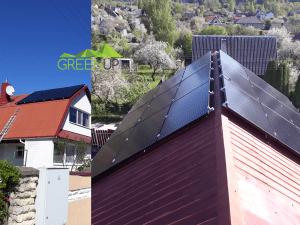 saulės elektrinė