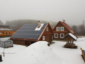saules baterija