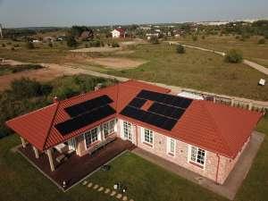 saulės jėgaine