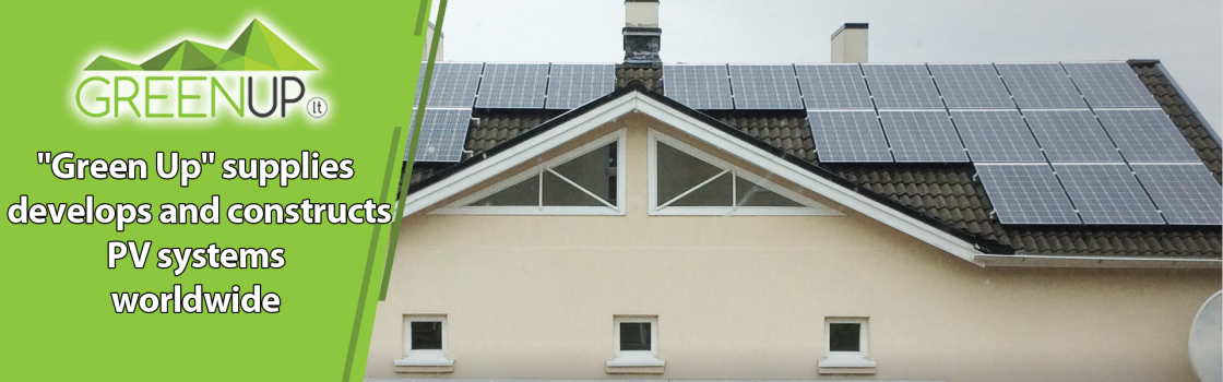 solar pv system Lithuania