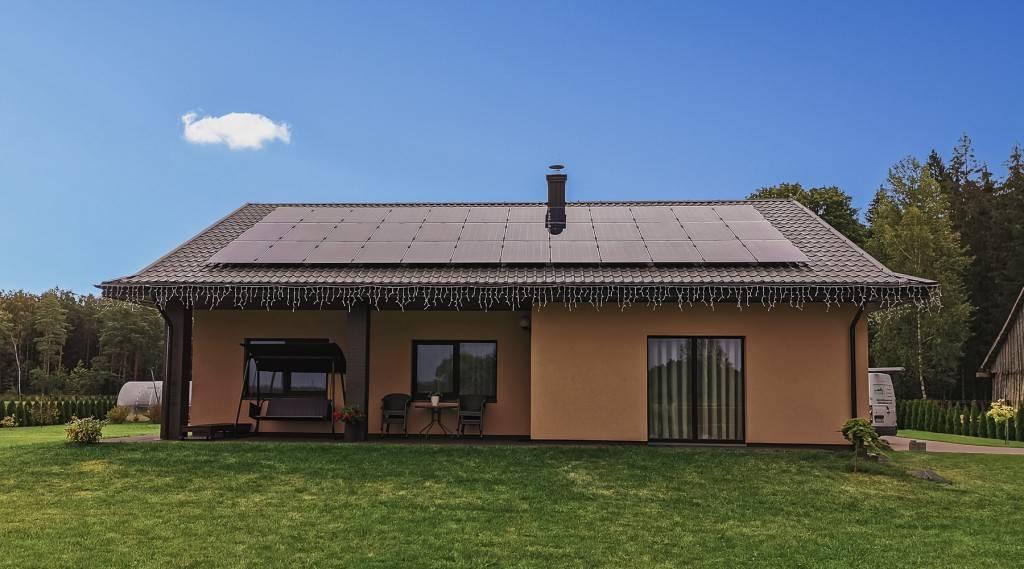 Paramos dokumentų saulės elektrinėms administravimas