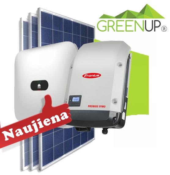 saulės jėgainės atsiperkamumas verslui