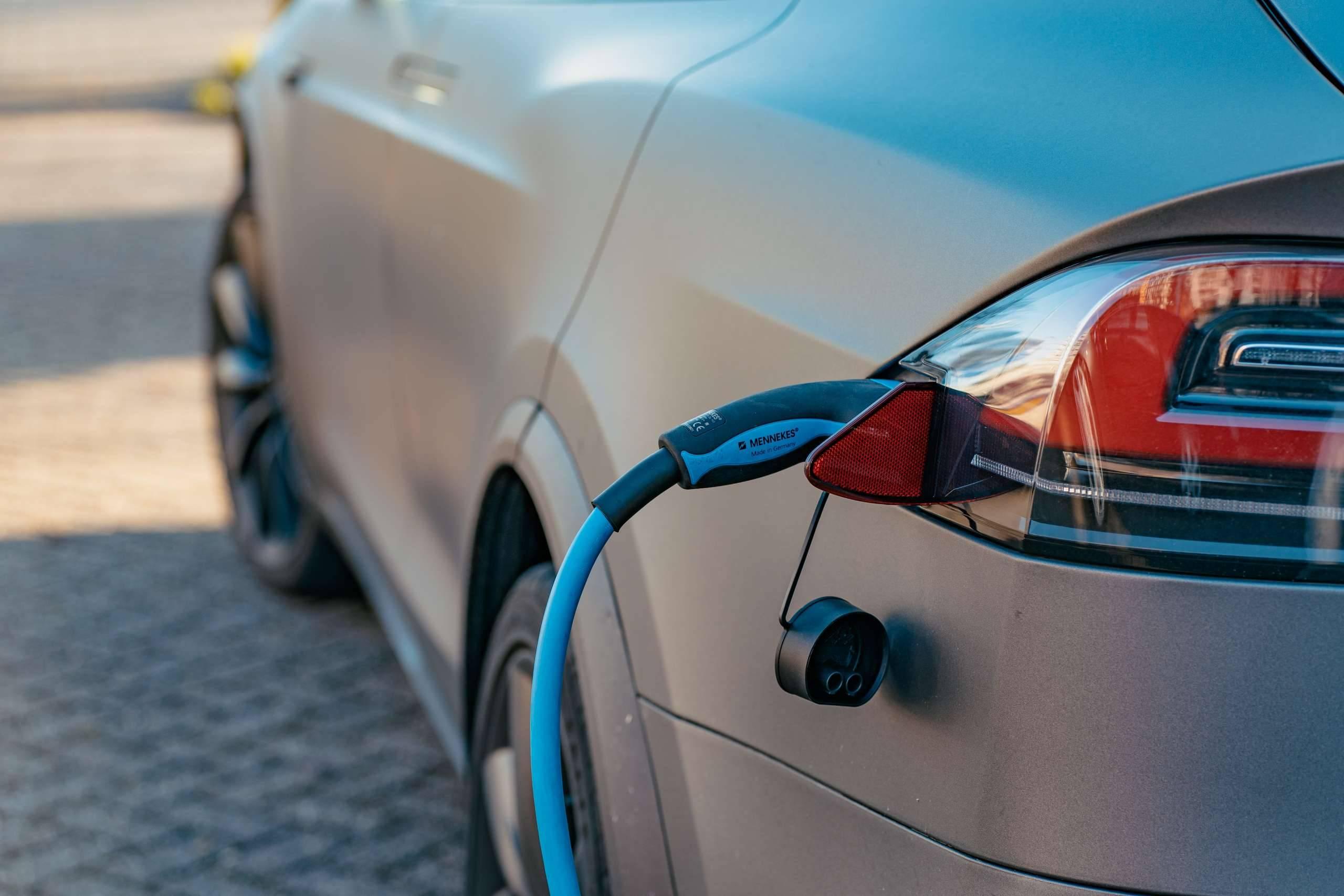 Toyota elektromobiliai