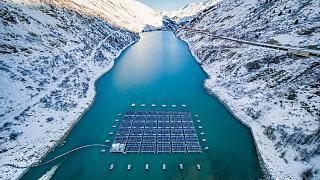 saulės elektrinė Šveicarijoje