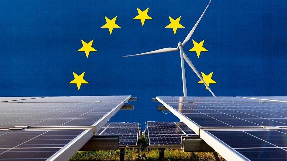 Atsinaujinanti energija Europoje